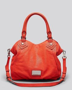 MARC BY MARC JACOBS Tote - Classic Q Lizard-Embossed Fran