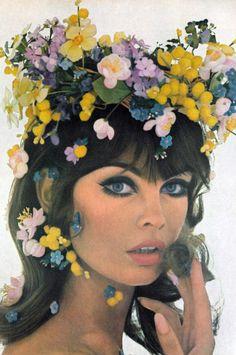 "60s ""It Girl"" Jean Shrimpton I #HONORxSFB"