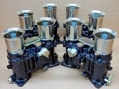 weber 2 bbl downdraft   Inglese Weber 48mm IDA High Performance 2bbl Downdraft Carburetors # ...