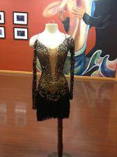 Ballroom Dress (Ballroom/Latin Style)