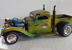 My First Attempt at a Rat Rod - Scale Auto Magazine - For building plastic & resin scale model cars, trucks, motorcycles, & dioramas