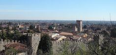 Marostica: castles, chess and cherries