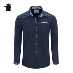 a50d6819270 ... Long Sleeve Business Casual Shirts For Men Pull Homme CB23EM097-in  Casual Shirts from Men's Clothing & Accessories on Aliexpress.com | Alibaba  Group
