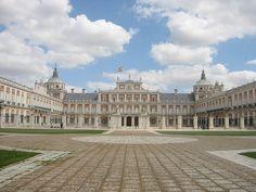 Aranjuez, su magnífico Palacio Real y sus espectaculares jardines (Madrid)