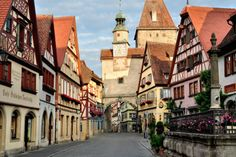 A Guide to Visiting the Romantic Road in Germany in One Week or Less