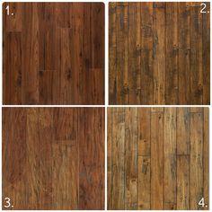 "The Cozy Old ""Farmhouse"": Laminate Floors Have Finally Been Chosen!"