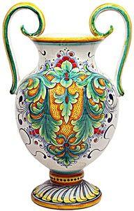 Italian pottery -
