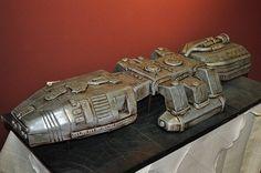 Battlestar Galactica Wedding Cake