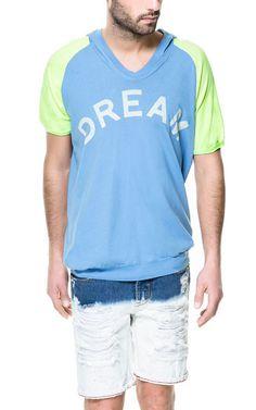 画像 1 の フード付きTシャツ ザラから