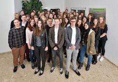Erstsemester Journalismus und Unternehmenskommunikation, Campus Köln