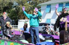 2015 Mardis Gras Float          1 @RiversEndCG