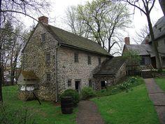 Ephrata Cloister - Ephrata, Pennsylvania   Flickr - Photo Sharing!