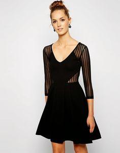 Magníficos vestidos fiesta para noche buena   Modernos vestidos de fiesta