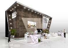 Exhibition Stand MD Group
