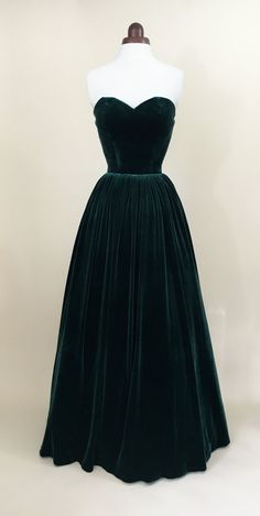 Green prom dress ball gown evening gown party dress by Valdenize