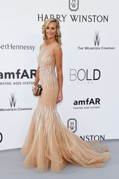 See Every Gorgeous Red Carpet Look at the Cannes amfAR Gala  - ELLE.com