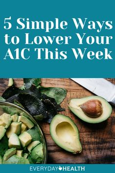 There are several steps you can take to lower your A1C quickly.