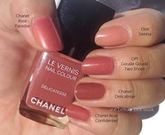 chanel delicatesse nail polish - Google Search