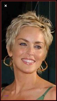 Hairstyles Short Hair 2019 Bobs Hair Design Bob Hairstyles Medium Long Hair Styles With Layers bob Bobs Design Hair Hairstyles Medium Short Sharon Stone Short Hair, Sharon Stone Hairstyles, Short Shag Hairstyles, Short Layered Haircuts, Short Hairstyles For Women, Short Cuts, Shaggy Haircuts, Layered Bobs, Bob Cuts