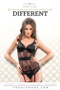 Angelle brooks sexy lingerie online