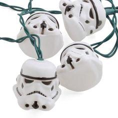Stormtrooper String Luzes