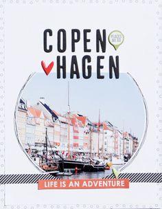 Copenhagen by JenRitchie at @Studio_Calico