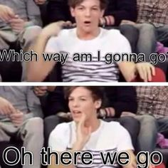 """""""I'd either go for the subtle stop-the-traffic, let-em-through, or the which-way-am-I-gonna-go?"""" Jarosz Baumeister I love Louis so much Boys Who, My Boys, Bae, Louis And Harry, British Boys, Louis Williams, I Love One Direction, Ol Days, Dance Moves"""