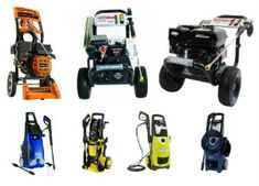 7 Best Pressure Washers To Buy