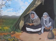 (c) Refugees: Oil on canvas by Marwan Kishek Oil On Canvas, Colours, Painting, Art, Art Background, Painting Art, Kunst, Gcse Art, Paintings