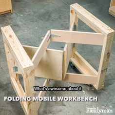 Diy Folding Workbench Plans - Saturday Morning Workshop Folding Mobile Workbench The Family Saturday Morning Workshop Folding Mobile Workbench The Family Diy Folding Workbench Free.