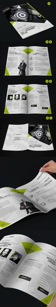Business Brochure Designs | Design | Graphic Design Junction: