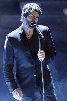 Jason Orange - Celebs Perform at the Sanremo Song Festival