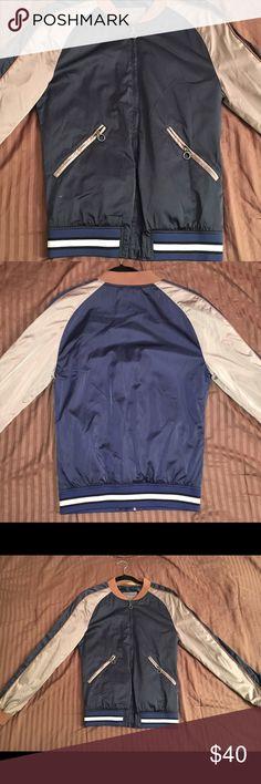 ⚡️NWOT Zara Satin Jacket ⚡️ Handsome satin jacket. Perfect year around casual jacket 🙂 Zara Jackets & Coats Bomber & Varsity