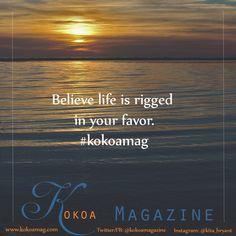 Life lessons #kokoamag
