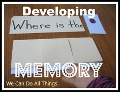 we can do all things: Developing Short Term Memory