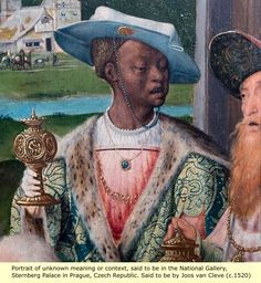 Additional Art of Medieval and Renaissance era Blacks in Europe