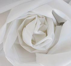 """Pima Cotton Broadcloth, White 60"""" wide (4.14.16)"""