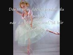 Dansa min docka (med text)