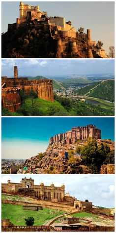Famous Forts in Rajasthan That You Should Visit at Least Once