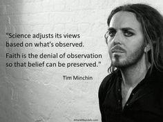 ~ Tim Minchin.... smart dude