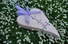Srdce z dreva by sequoia - SAShE.sk - Handmade Dekorácie