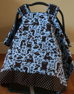 Seat Cover Free sewing pattern for a car seat cover from - thanks to my mommy for sending me the link.Free sewing pattern for a car seat cover from - thanks to my mommy for sending me the link. Car Seat Canopy Pattern, Car Seat Cover Pattern, Sewing Patterns Free, Free Sewing, Pattern Sewing, Tutorial Sewing, Free Pattern, Sewing Diy, Sewing Crafts