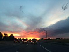 #Colorado #sunrise