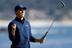 jordan spieth had a comfortable walk up no. 18 on sunday. (getty images)jordan spieth won on the pga tour for the ninth ... -