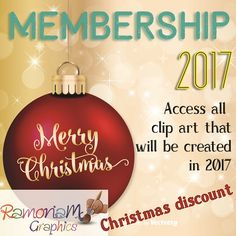 Save over $900 on graphics!!! This membership is an ideal purchase for anyone who is looking for the best price for a whole year's worth of graphics. Get it prior to the commencement of 2017 (AEST), and you will get an even better deal with the Christmas discount. Thereafter the price will increase.