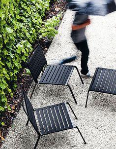 kristalia, rest lounge chair