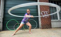 Amanda Stinnett Hoops Into the Spotlight: http://www.hooping.org/2012/07/amanda-stinnett-hoops-into-the-spotlight/