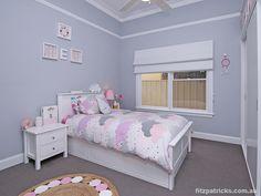 A sweet little girl's room @ 154 Morgan Street, WAGGA WAGGA - Fitzpatricks Real Estate Wagga Wagga #fitzre #fitzgallery #fitzgalleryKids