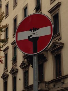 Traffic signs in Firenze