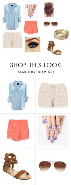 """""""Boho chic"""" by fire6man ❤ liked on Polyvore featuring maurices, alfa.K, Eloquii and Steve Madden"""